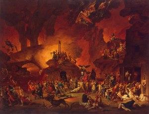 Nicolas-Antoine Taunay, Le triomphe de la guillotine